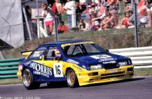 Ford Sierra Cosworth RS500 Thundersaloon Jackson 1993